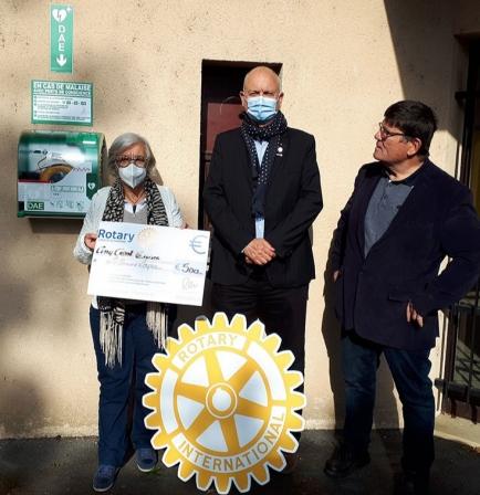 Une aide de 500 € pour un défibrillateur à LOUPIAC
